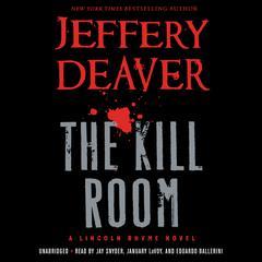 The Kill Room Audiobook, by Jeffery Deaver