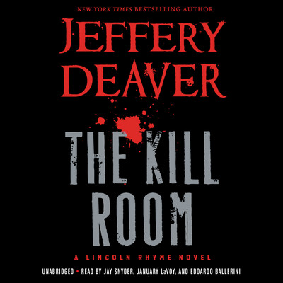 The Kill Room Audiobook, by Jeffery Deaver