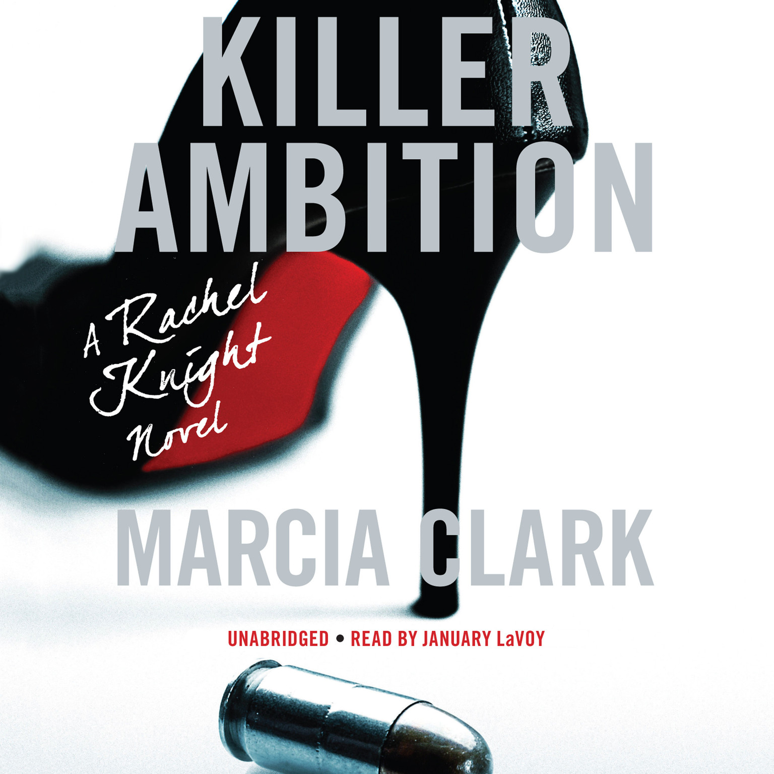 Printable Killer Ambition Audiobook Cover Art
