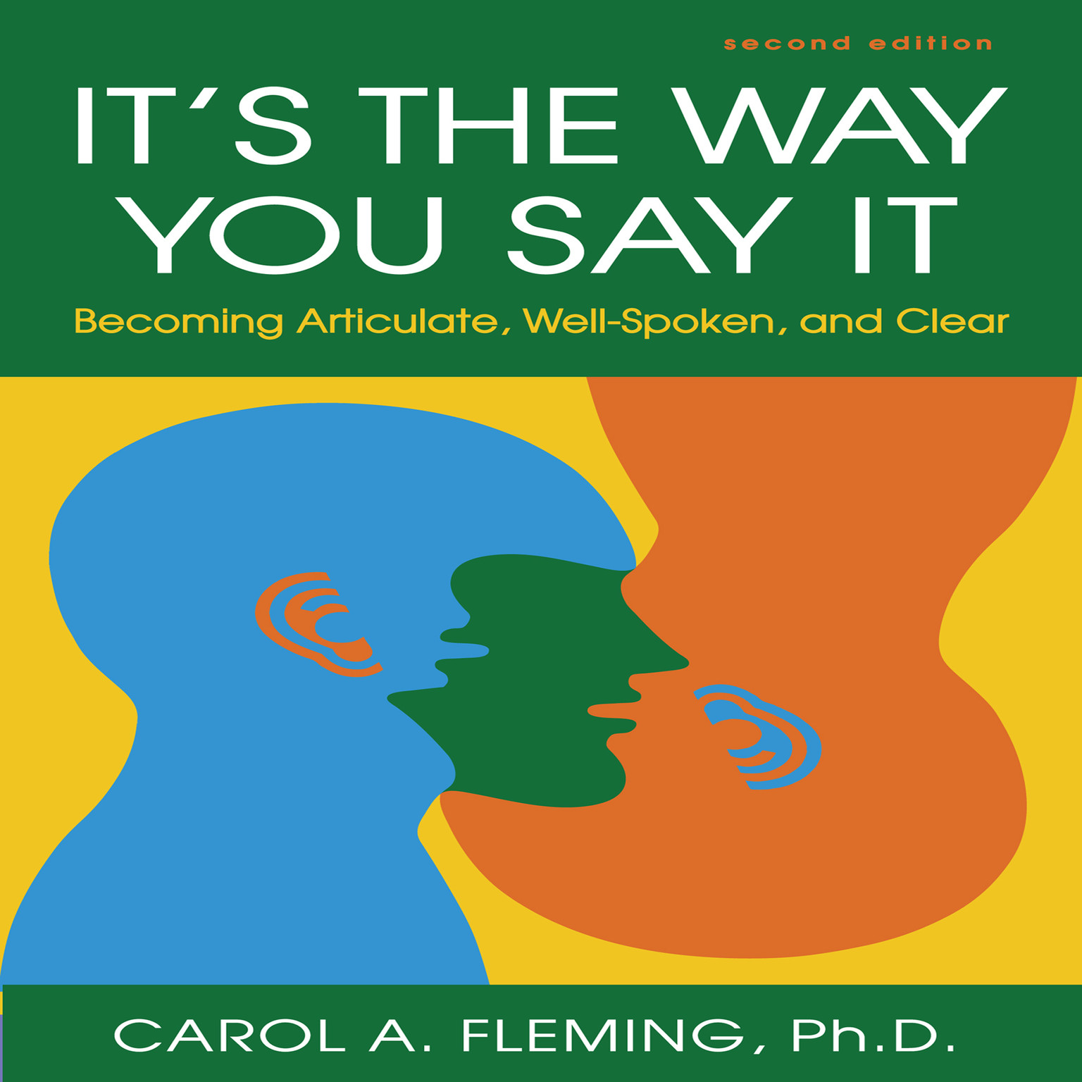 Printable It's the Way You Say It: Becoming Articulate, Well-spoken, and Clear Audiobook Cover Art