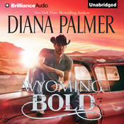 Wyoming Bold Audiobook, by Diana Palmer