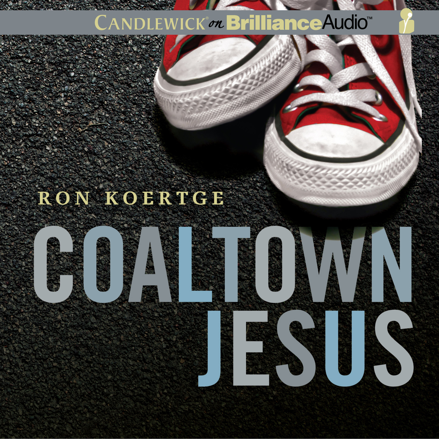 Printable Coaltown Jesus Audiobook Cover Art