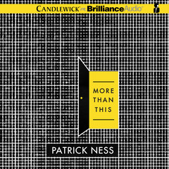 More Than This Audiobook, by Patrick Ness