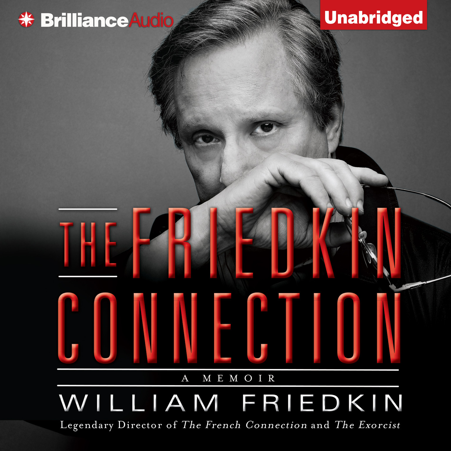 Printable The Friedkin Connection: A Memoir Audiobook Cover Art