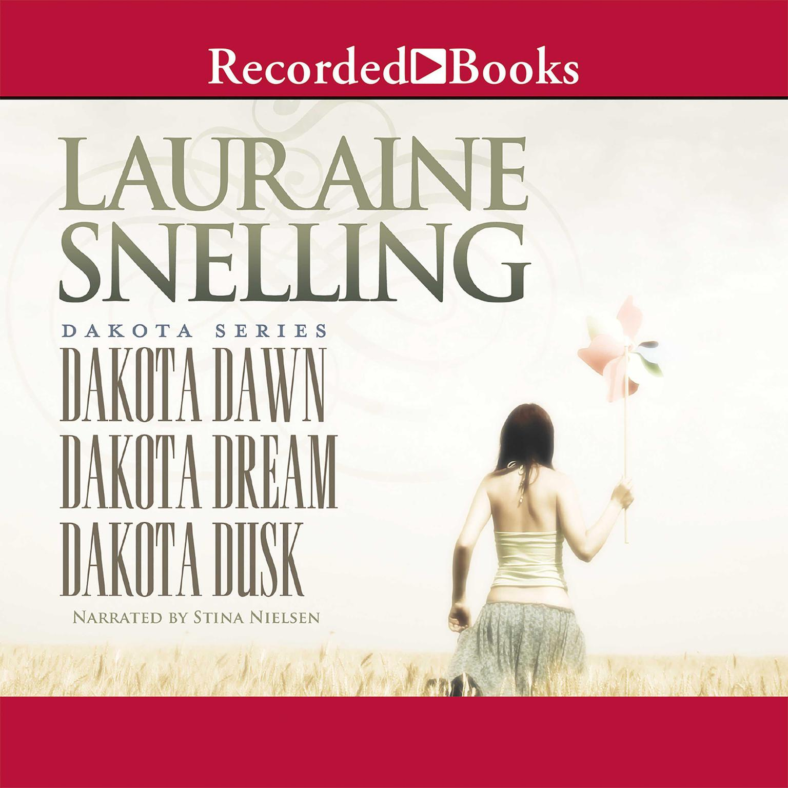 Printable Dakota Dawn/Dakota Dream/Dakota Dusk Audiobook Cover Art