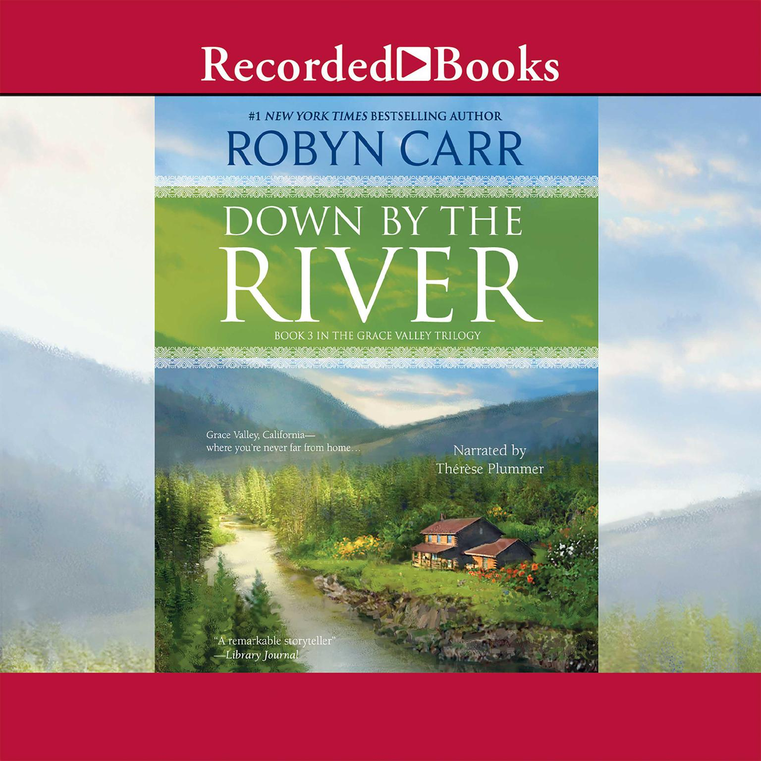 Printable Down by the River Audiobook Cover Art