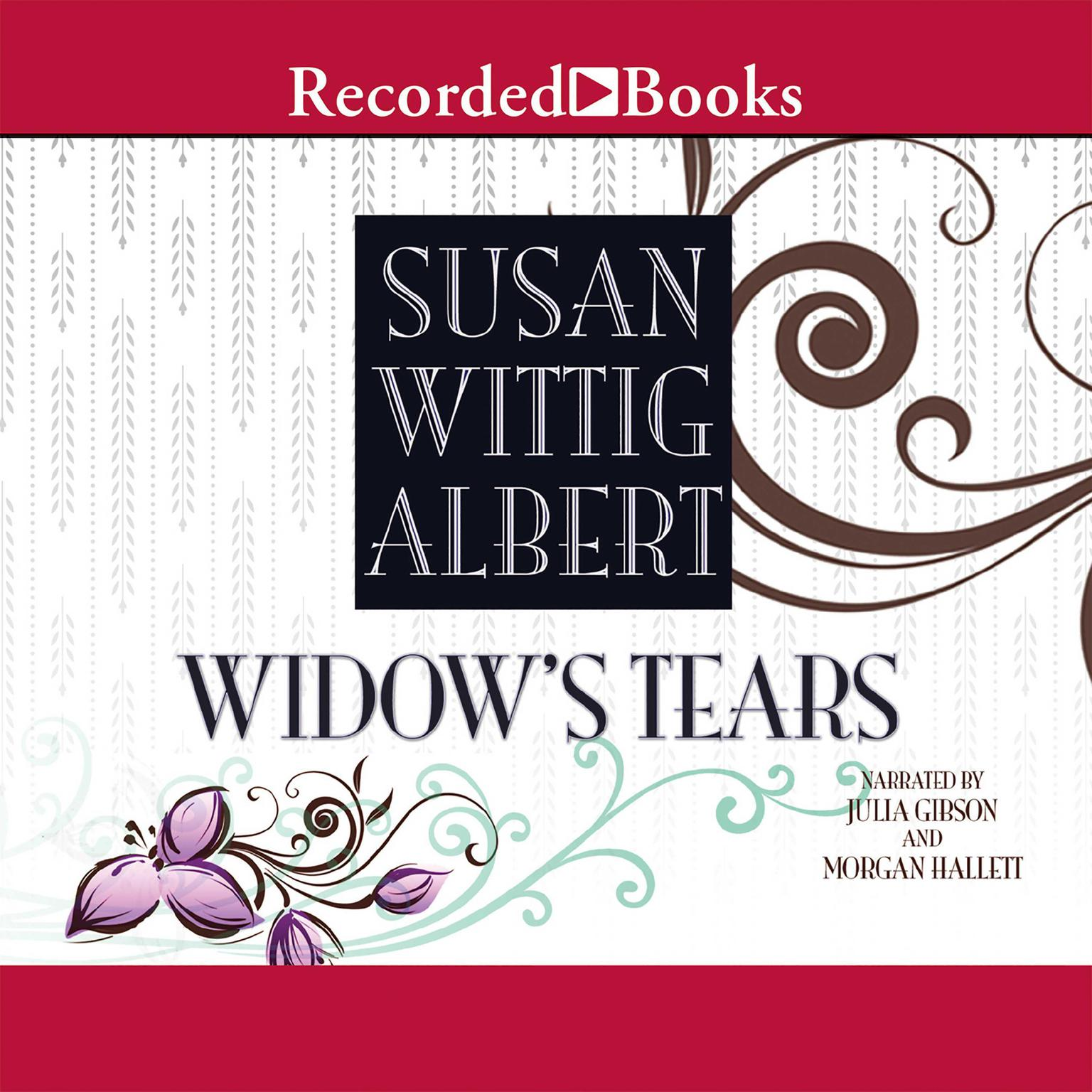 Printable Widow's Tears Audiobook Cover Art