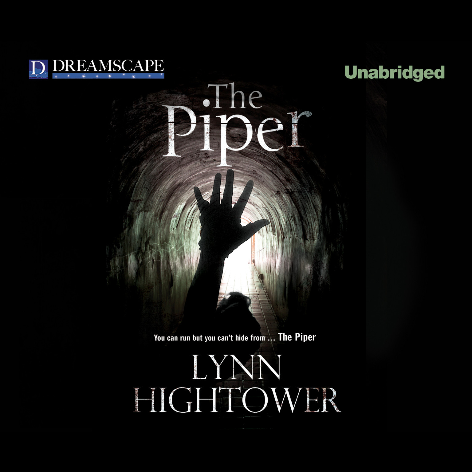 Printable The Piper Audiobook Cover Art