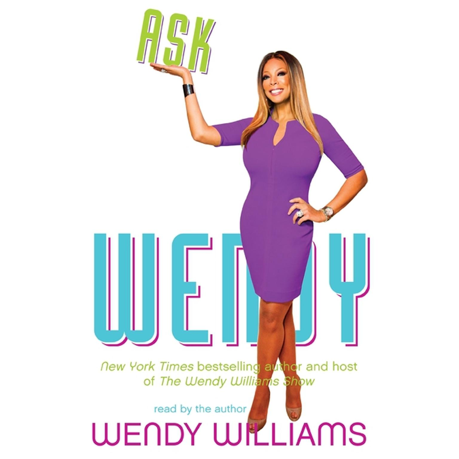 Printable Ask Wendy Audiobook Cover Art