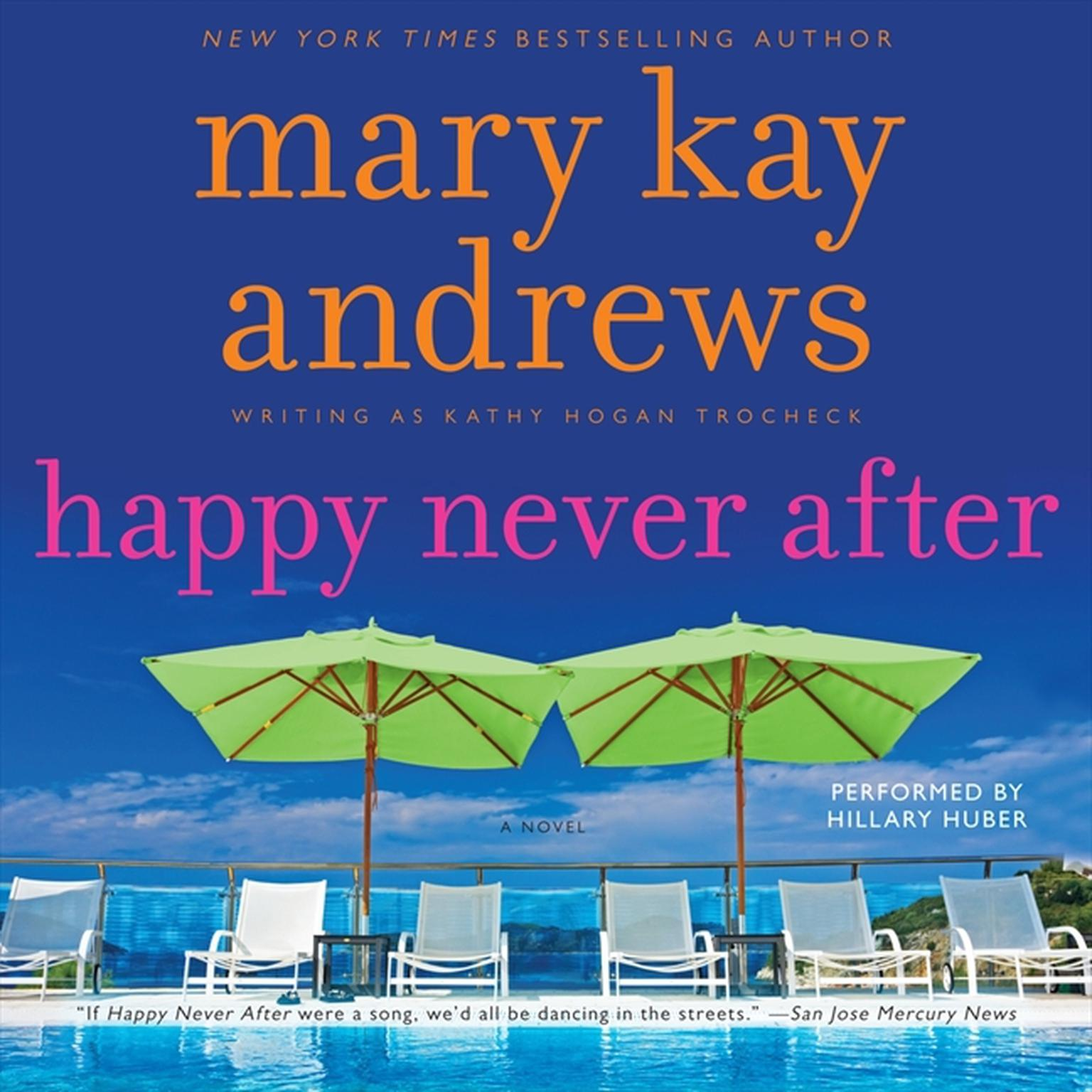 Printable Happy Never After Audiobook Cover Art