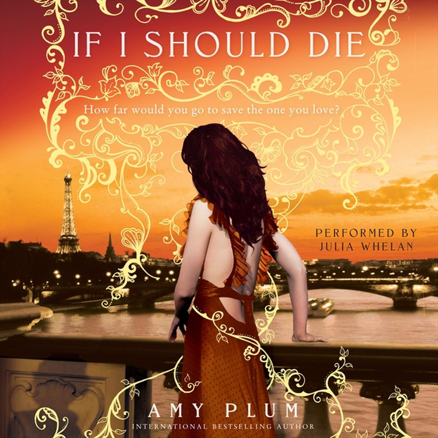 Printable If I Should Die Audiobook Cover Art
