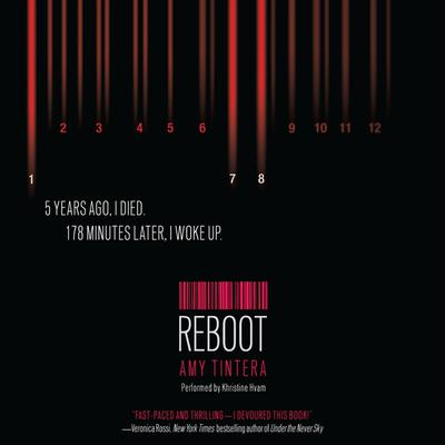 Reboot Audiobook, by Amy Tintera