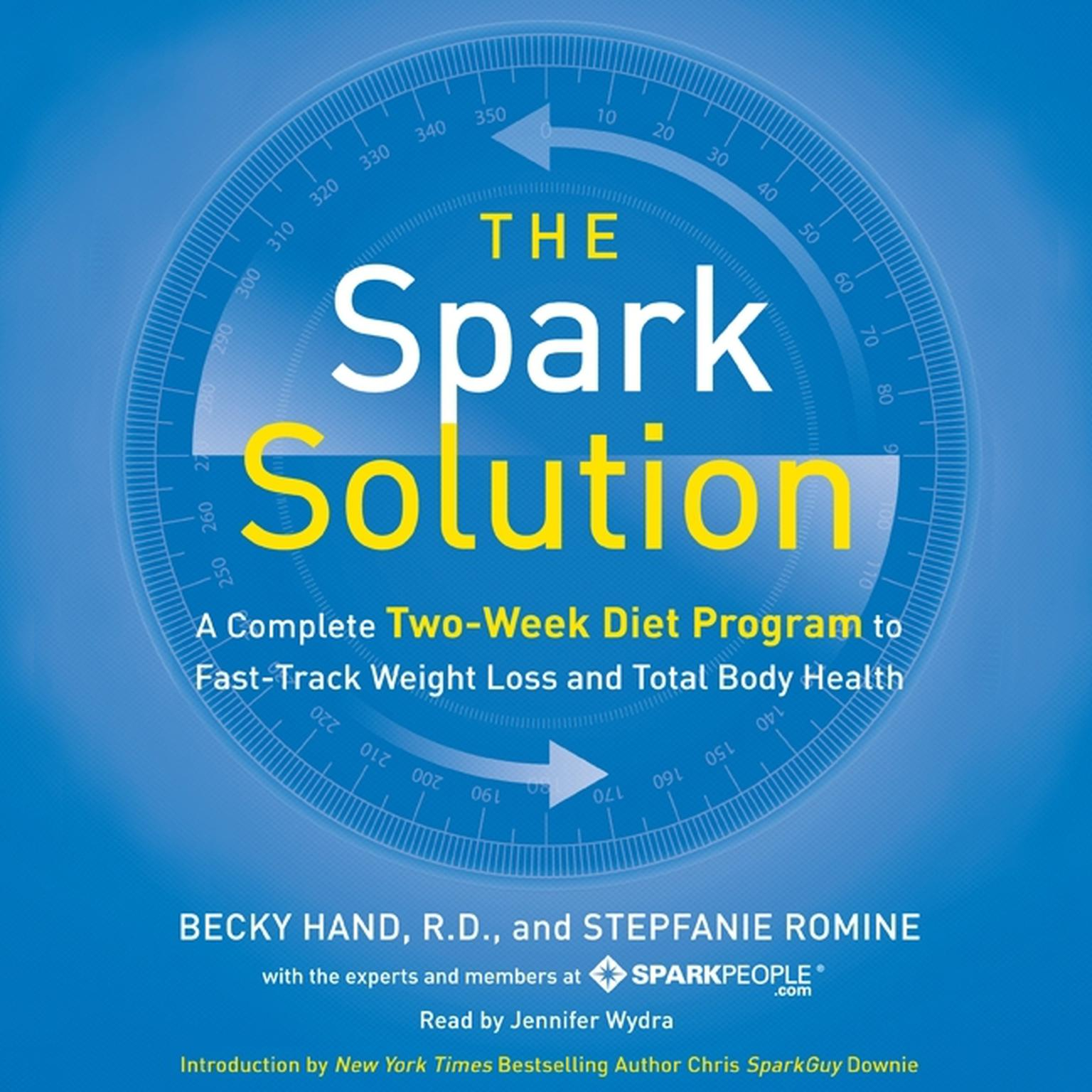 Printable The Spark Solution: A Complete Two-Week Diet Program to Fast-Track Weight Loss and Total Body Health Audiobook Cover Art