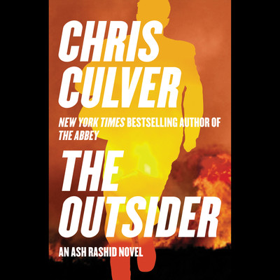 The Outsider Audiobook, by Chris Culver