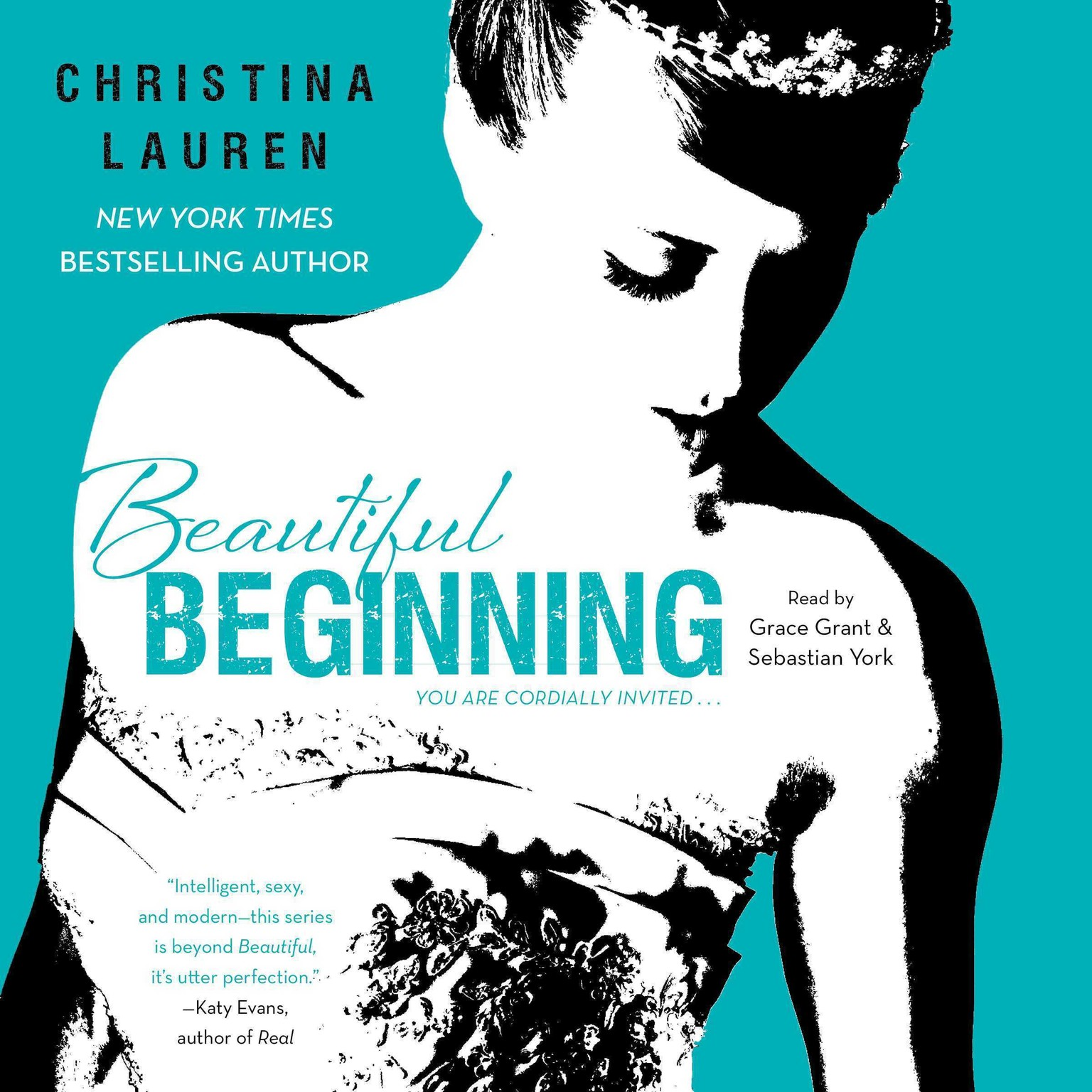 Printable Beautiful Beginning Audiobook Cover Art
