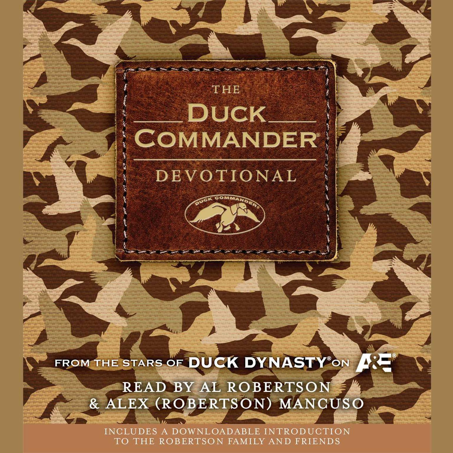 Printable The Duck Commander Devotional Audiobook Cover Art