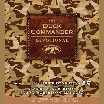The Duck Commander Devotional Audiobook, by Alan Robertson