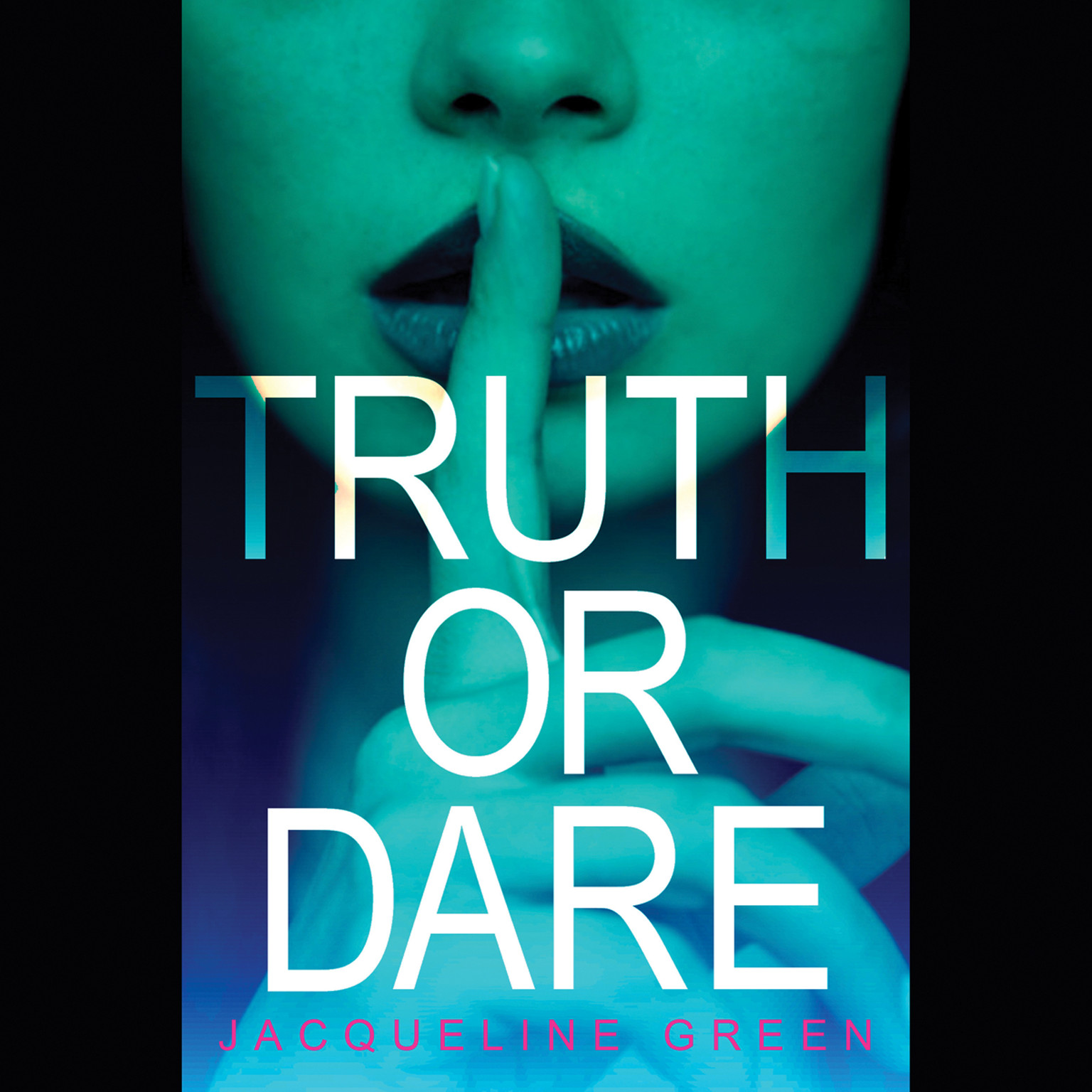 Printable Truth or Dare Audiobook Cover Art