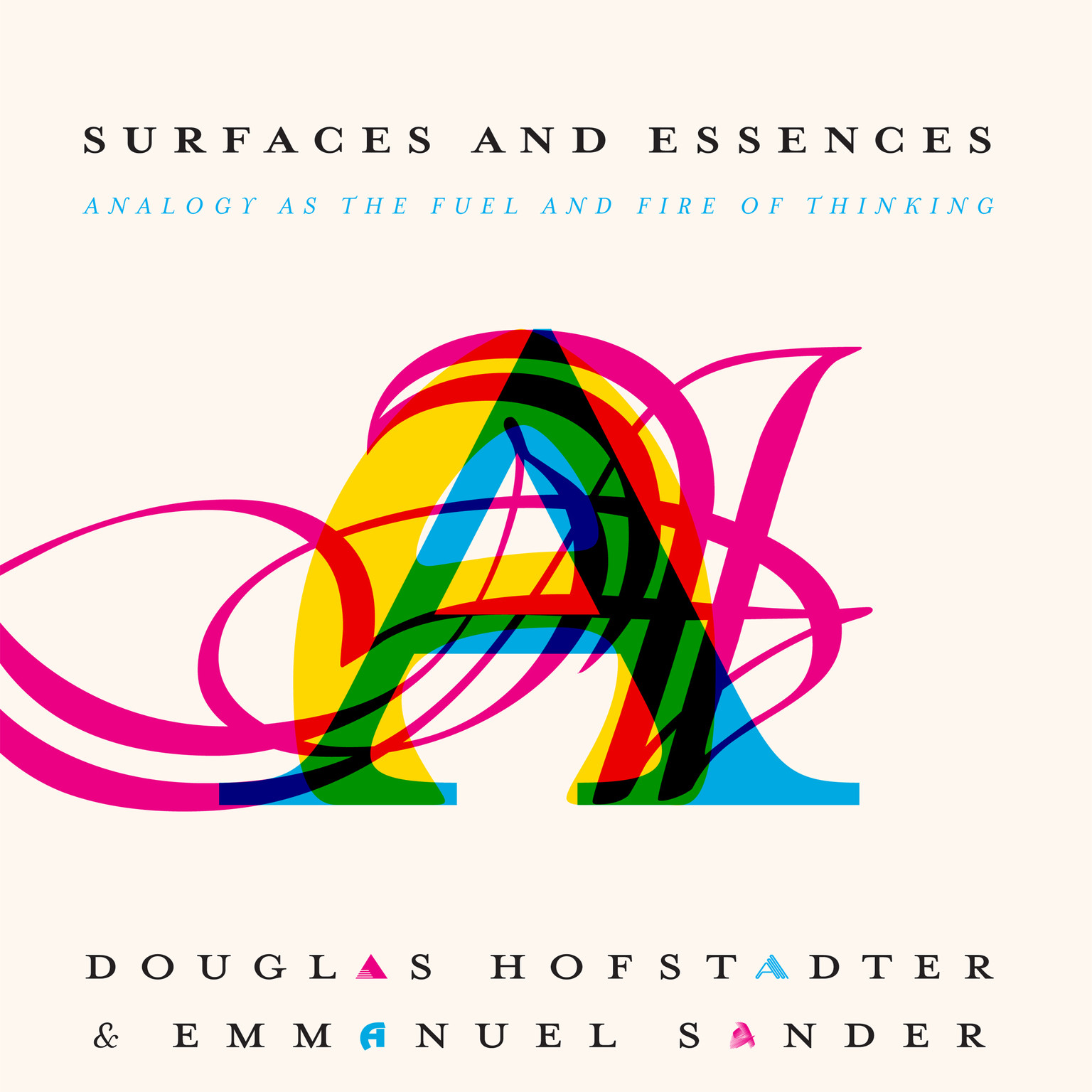 Printable Surfaces and Essences: Analogy as the Fuel and Fire of Thinking Audiobook Cover Art