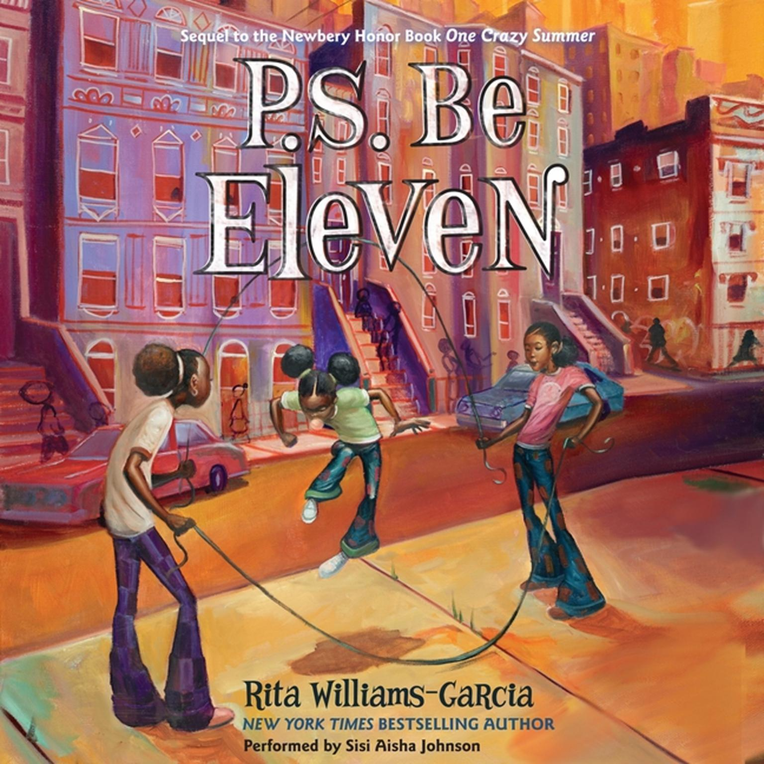Printable P.S. Be Eleven Audiobook Cover Art