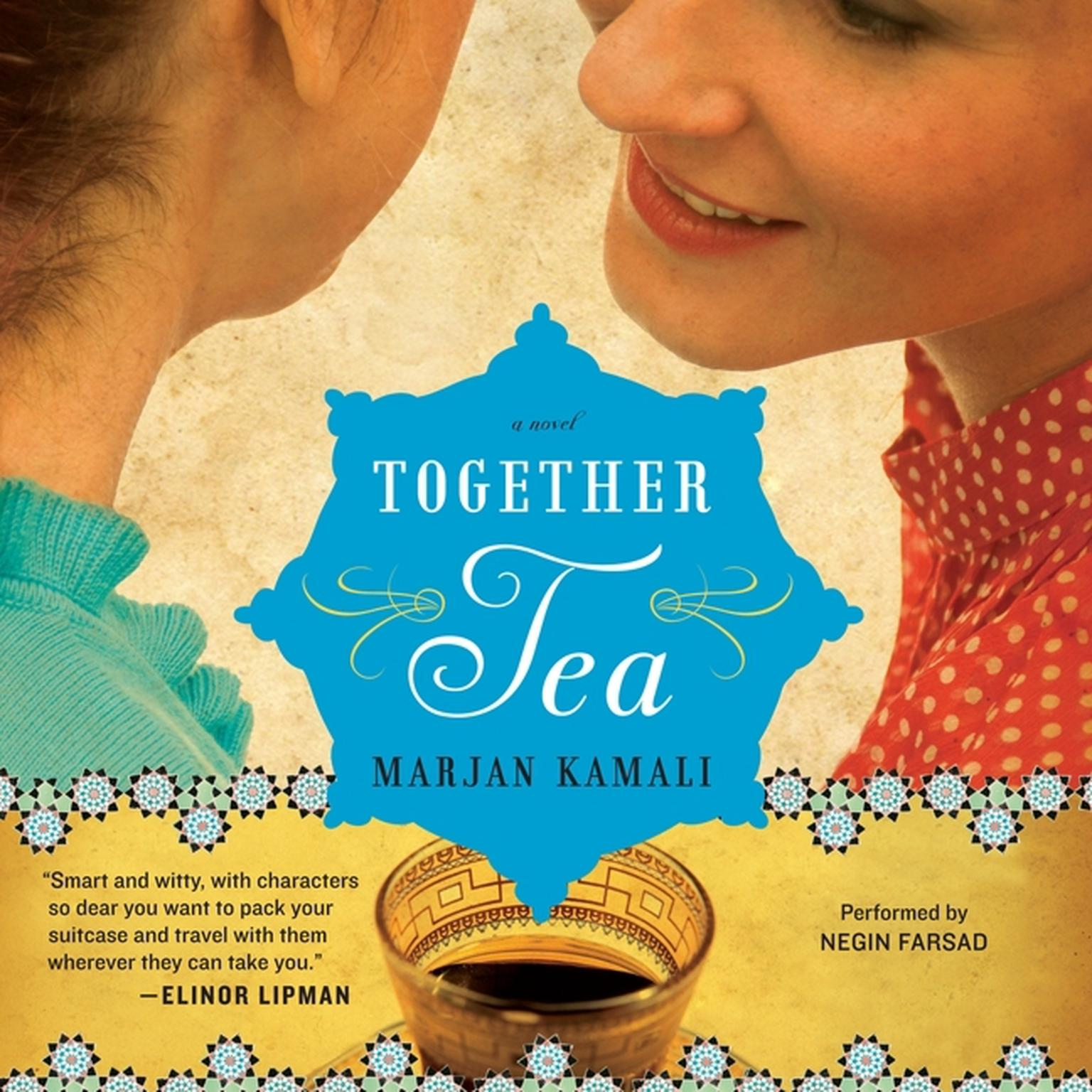 Printable Together Tea Audiobook Cover Art