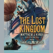 The Lost Kingdom Audiobook, by Matthew J. Kirby