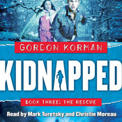 The Rescue Audiobook, by Gordon Korman