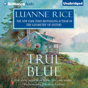 True Blue Audiobook, by Luanne Rice