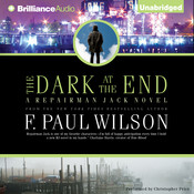 The Dark at the End Audiobook, by F. Paul Wilson