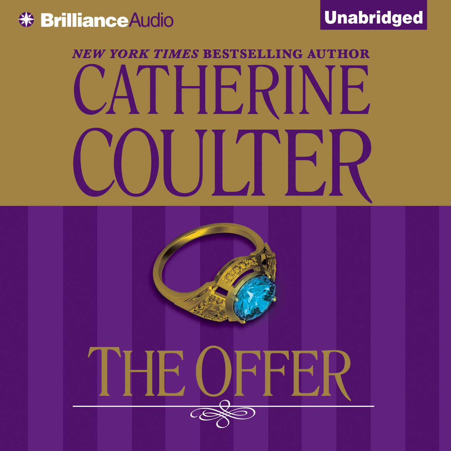 Printable The Offer Audiobook Cover Art