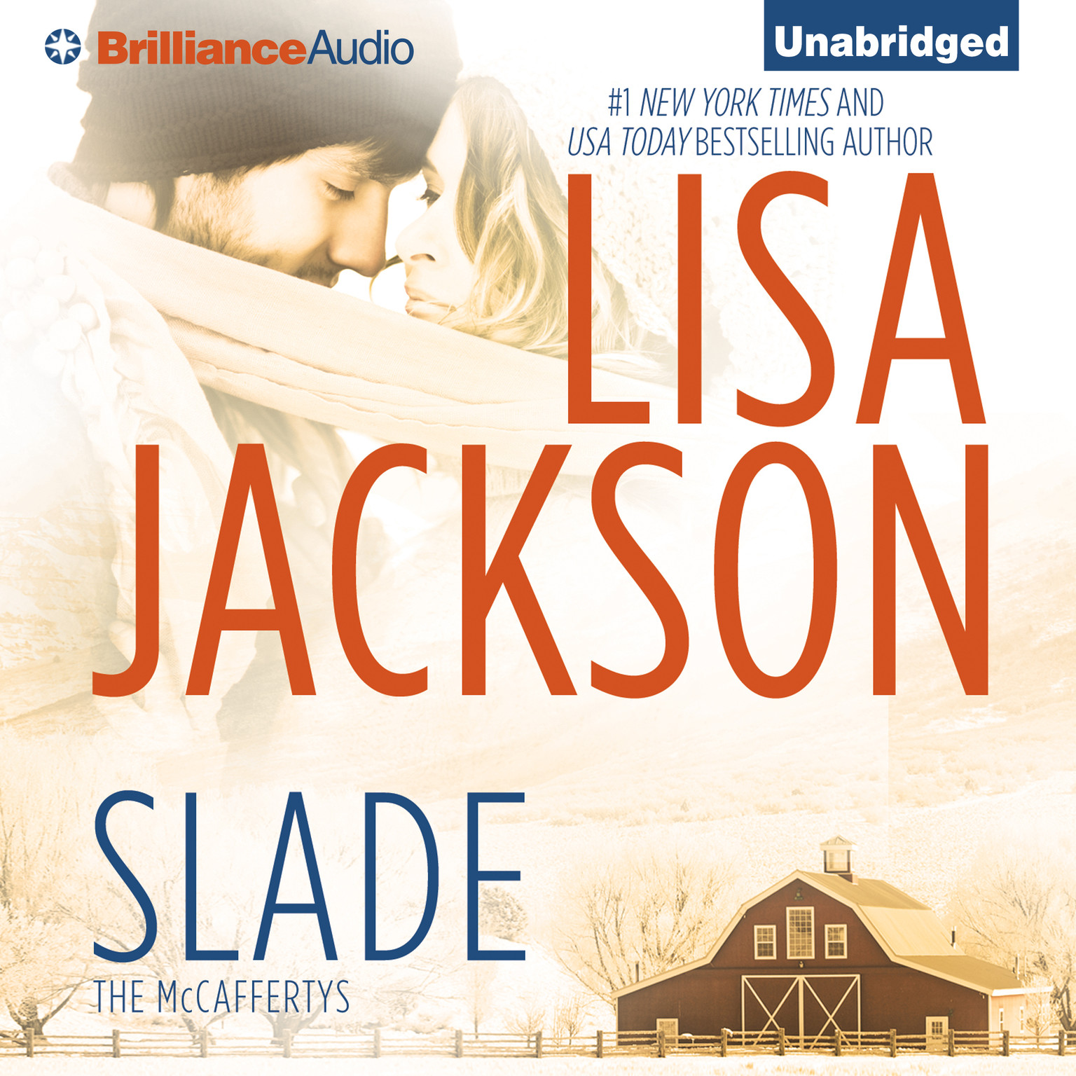 Printable Slade Audiobook Cover Art