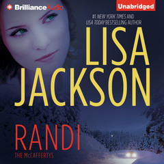 Randi Audiobook, by Lisa Jackson