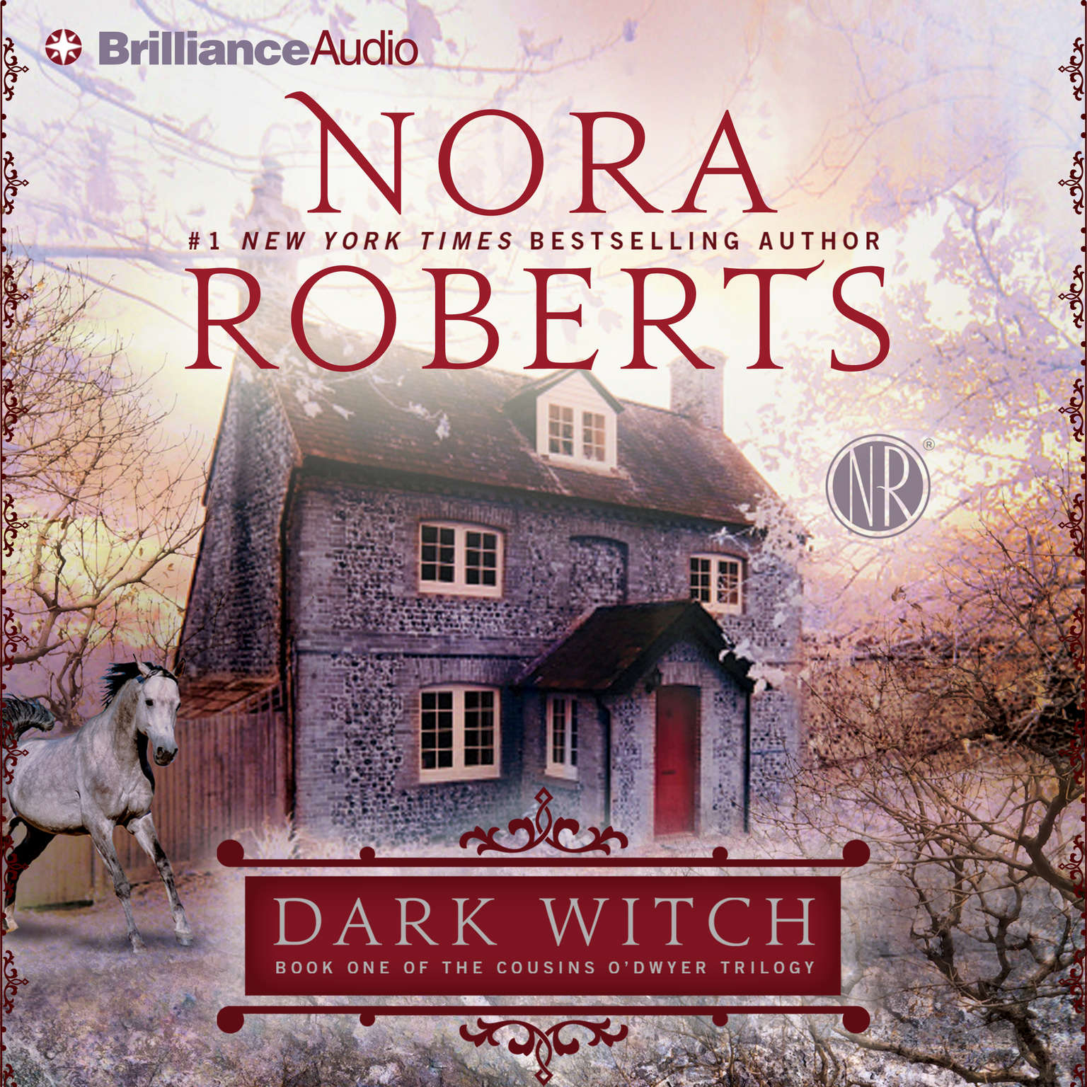 Printable Dark Witch Audiobook Cover Art