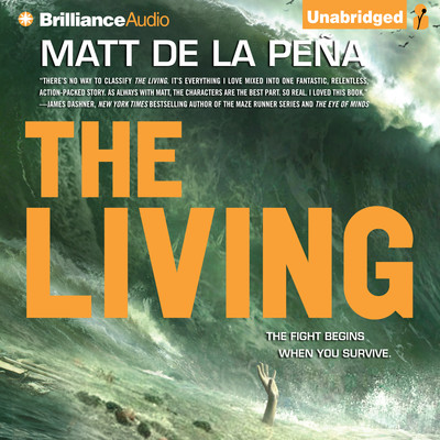 The Living Audiobook, by Matt de la Peña