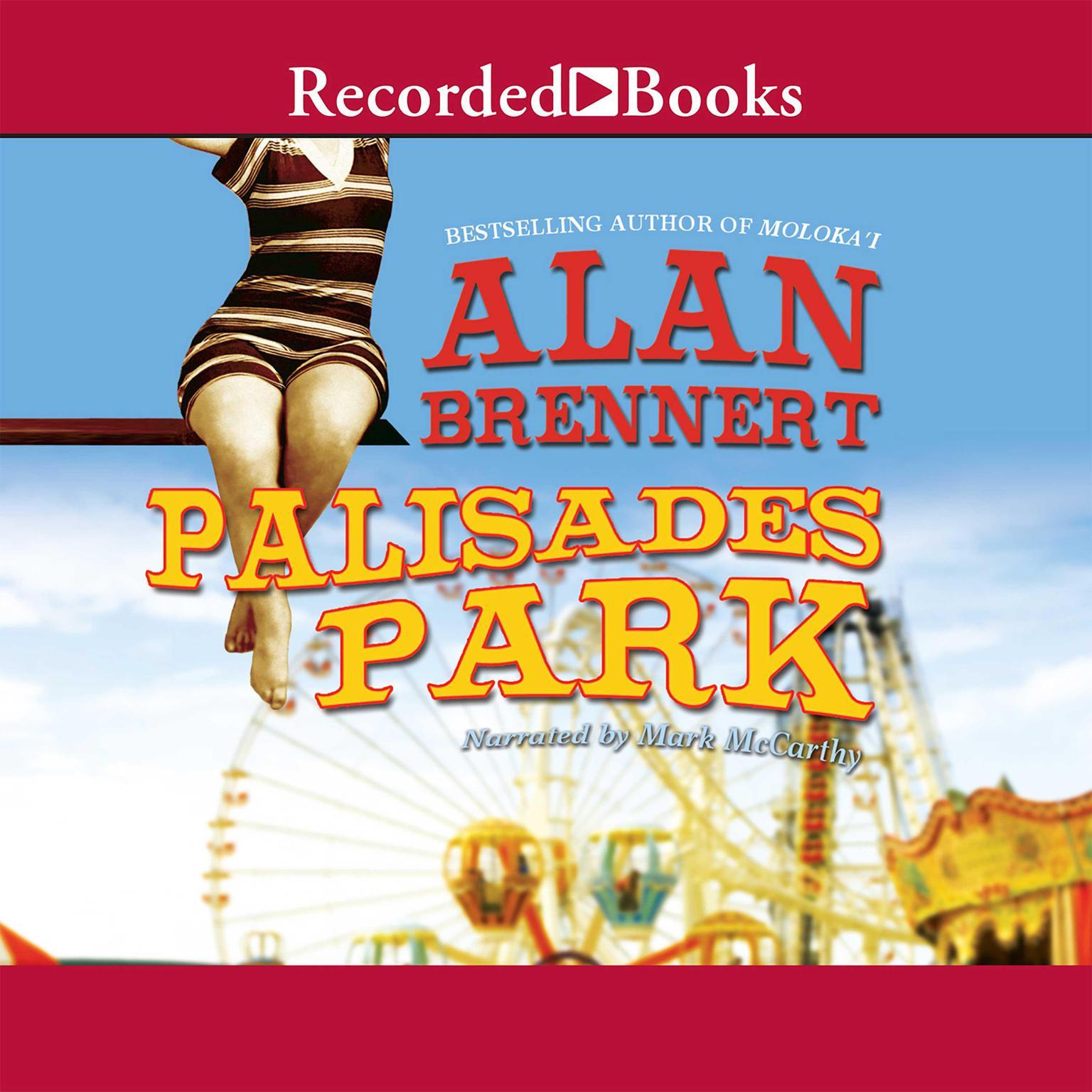 Printable Palisades Park Audiobook Cover Art