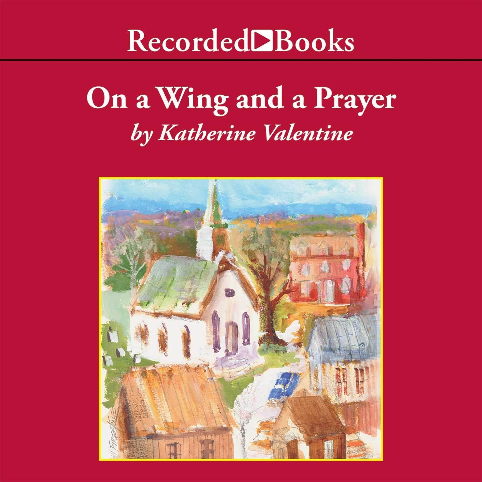 Printable On a Wing and a Prayer Audiobook Cover Art