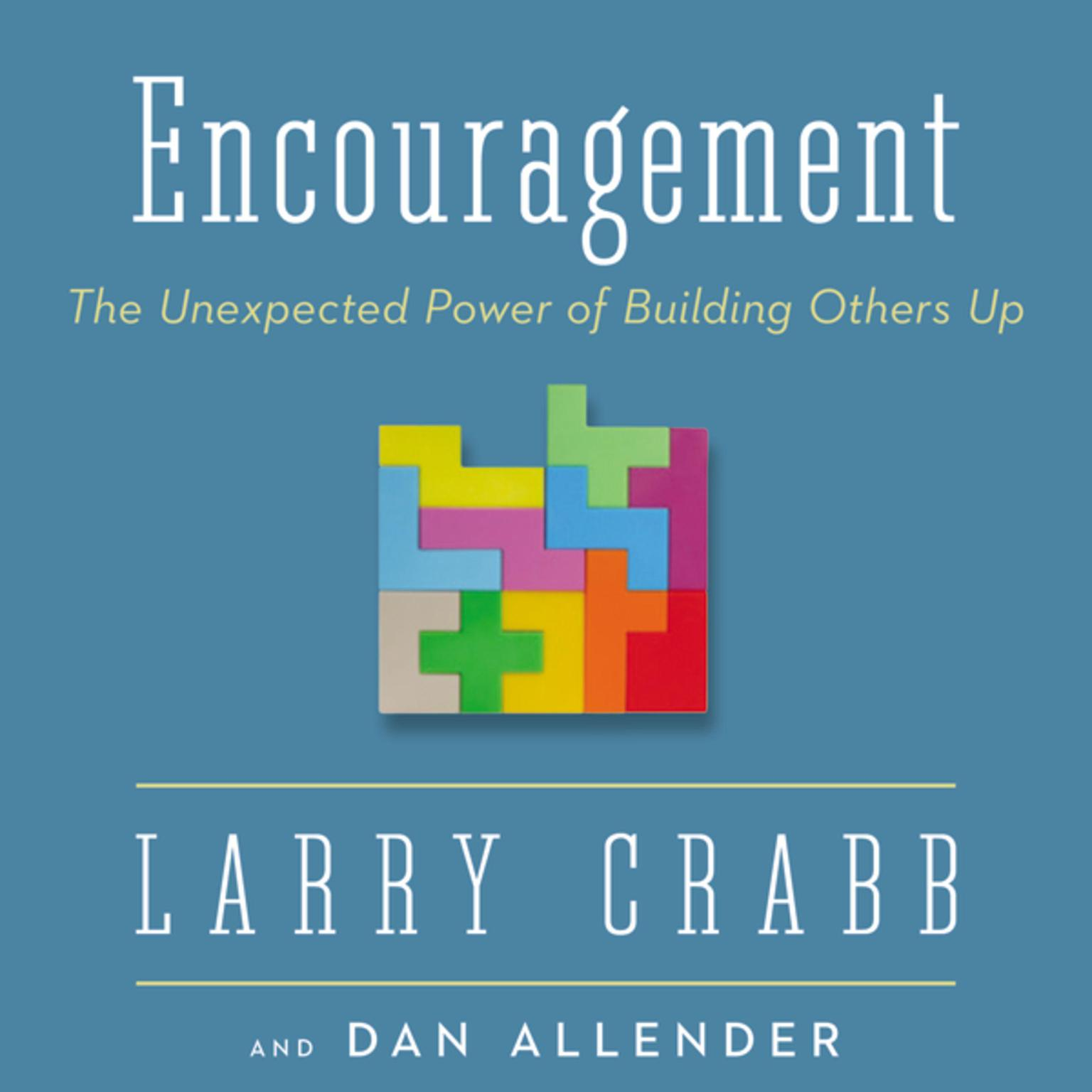 Printable Encouragement: The Unexpected Power of Building Others Up Audiobook Cover Art