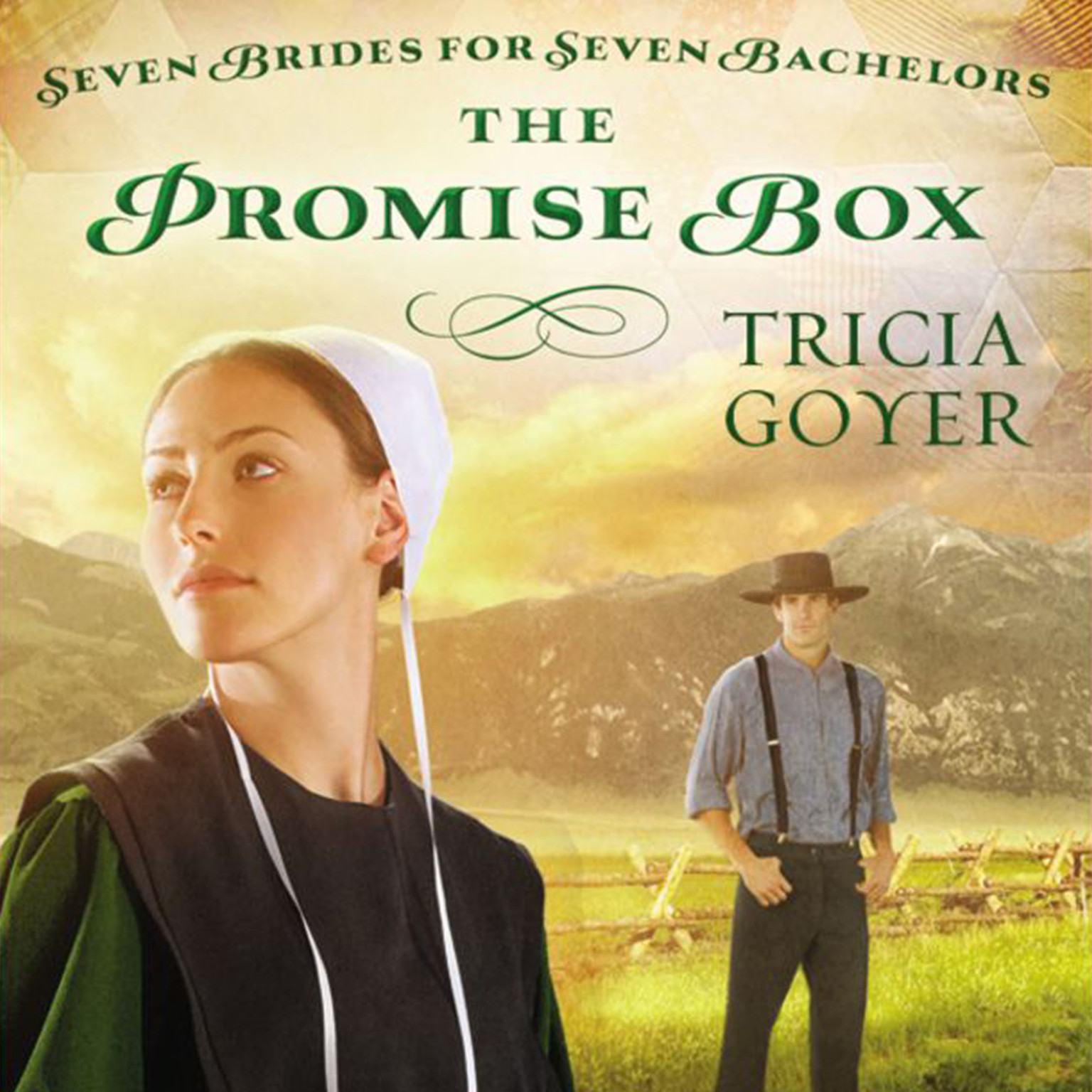 Printable The Promise Box Audiobook Cover Art