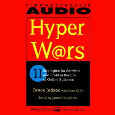 Printable Hyperwars: 11 Strategies for Survival and Profit in the Era of Online Business Audiobook Cover Art