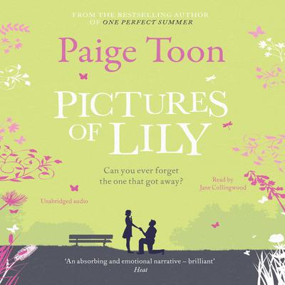 Pictures of Lily Audiobook, by Paige Toon
