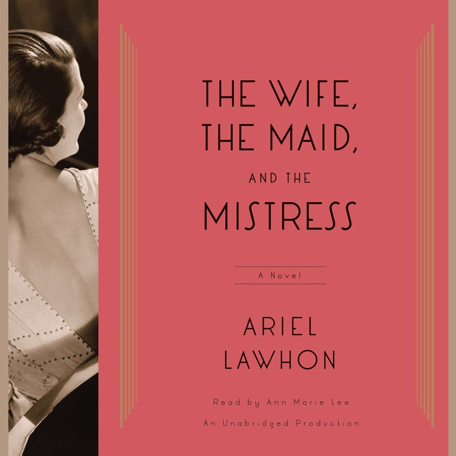 Printable The Wife, the Maid, and the Mistress: A Novel Audiobook Cover Art