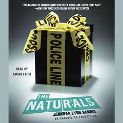 The Naturals Audiobook, by Jennifer Lynn Barnes