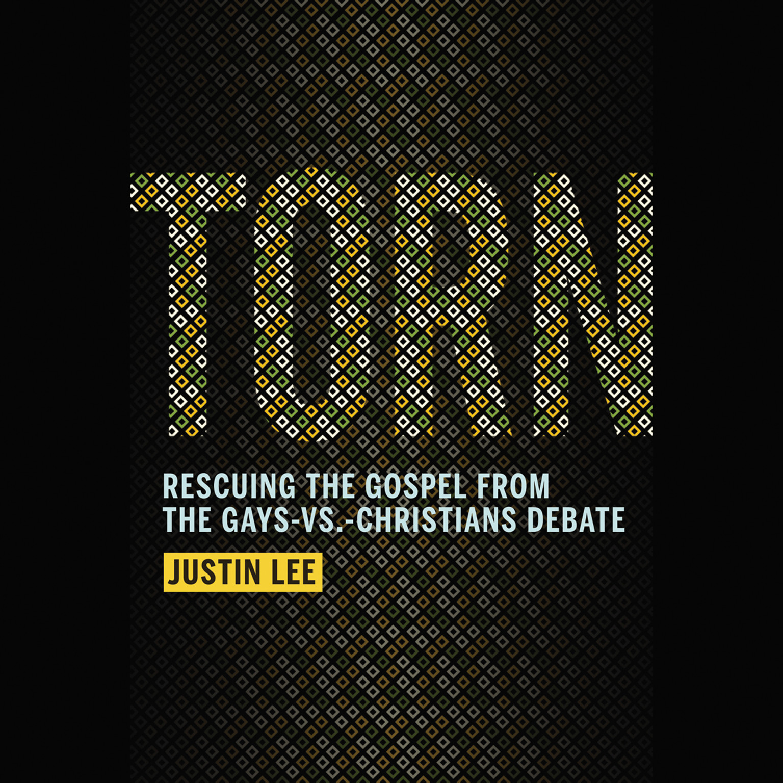 Printable Torn: Rescuing the Gospel from the Gays-vs.-Christians Debate Audiobook Cover Art