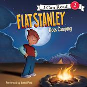 Flat Stanley Goes Camping Audiobook, by Jeff Brown, Jeff Brown
