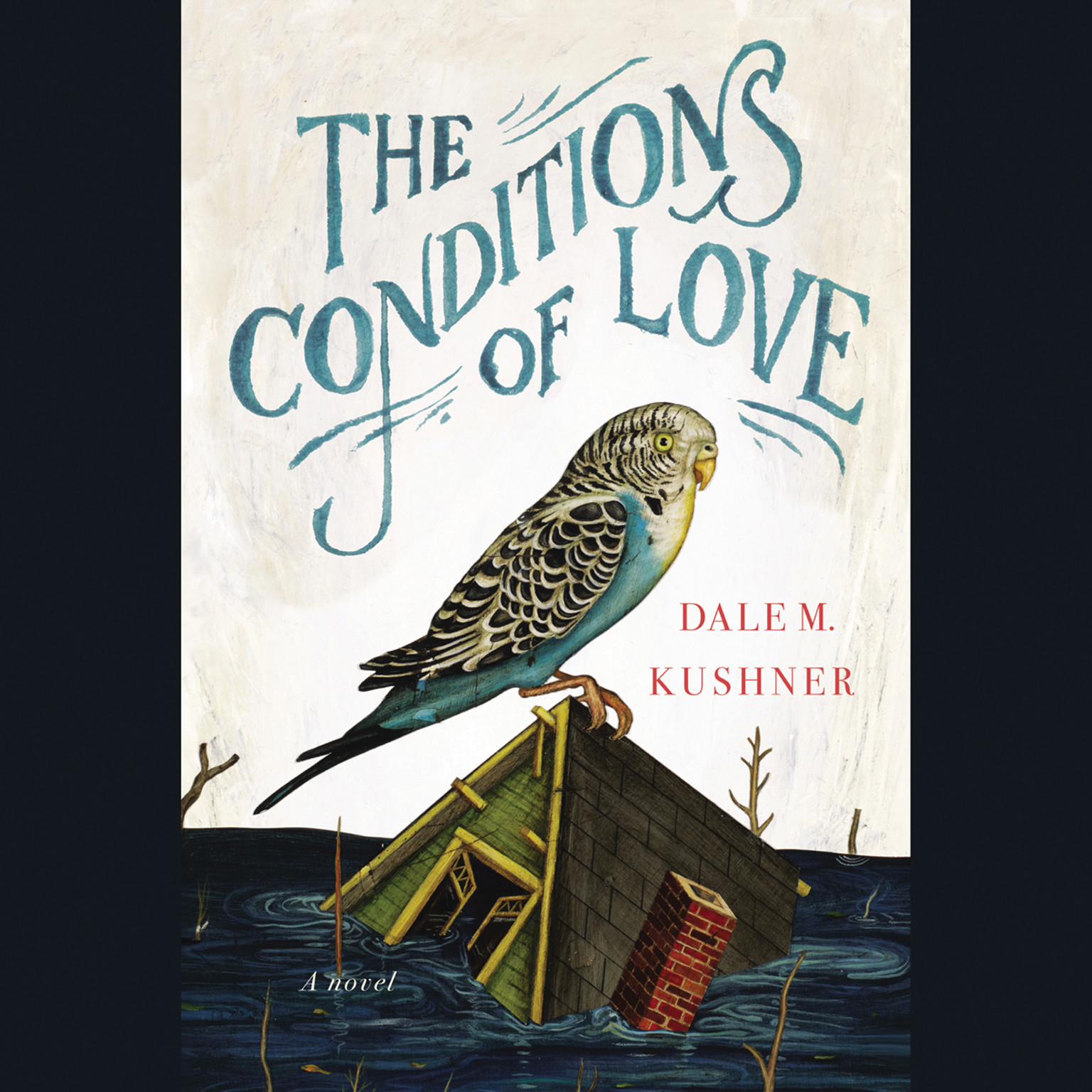 Printable The Conditions of Love Audiobook Cover Art