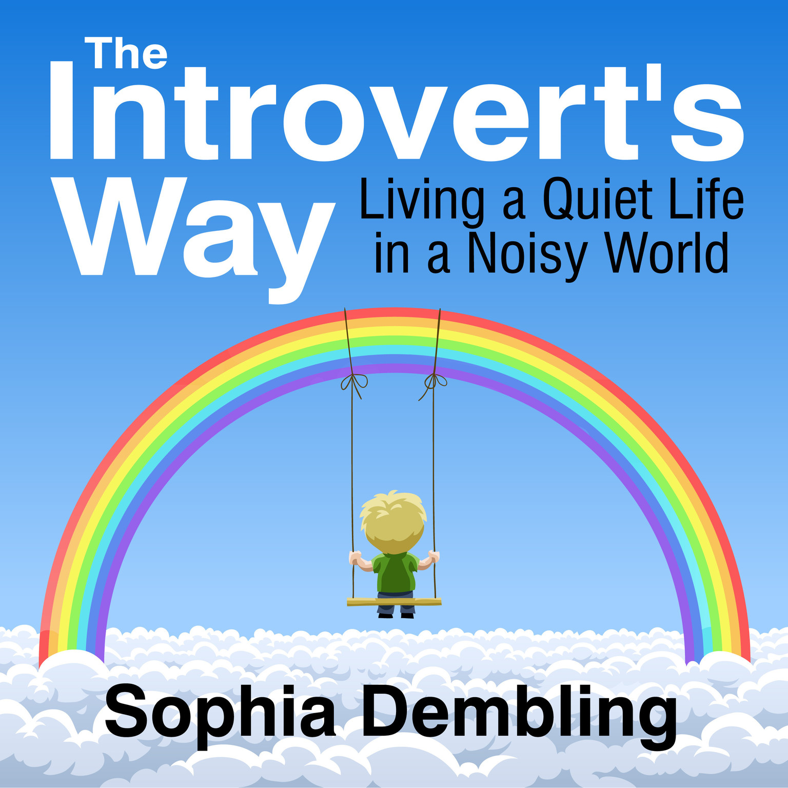 Printable The Introvert's Way: Living a Quiet Life in a Noisy World Audiobook Cover Art