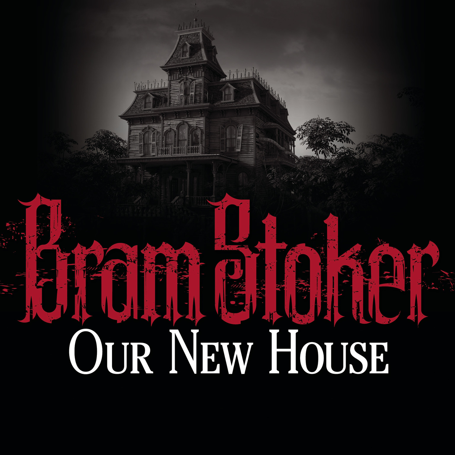 Printable Our New House Audiobook Cover Art