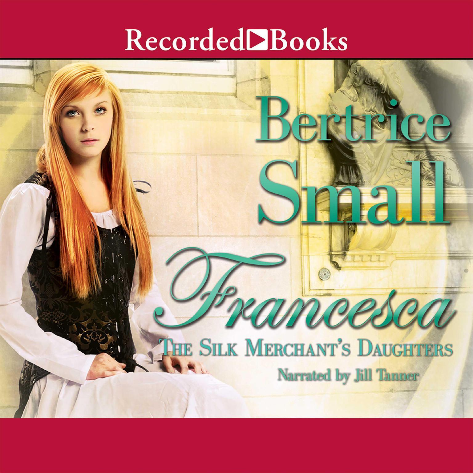 Printable Francesca Audiobook Cover Art