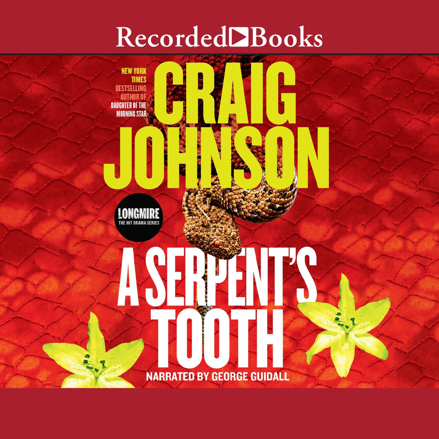 Printable A Serpent's Tooth Audiobook Cover Art
