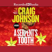 A Serpent's Tooth Audiobook, by Craig Johnson